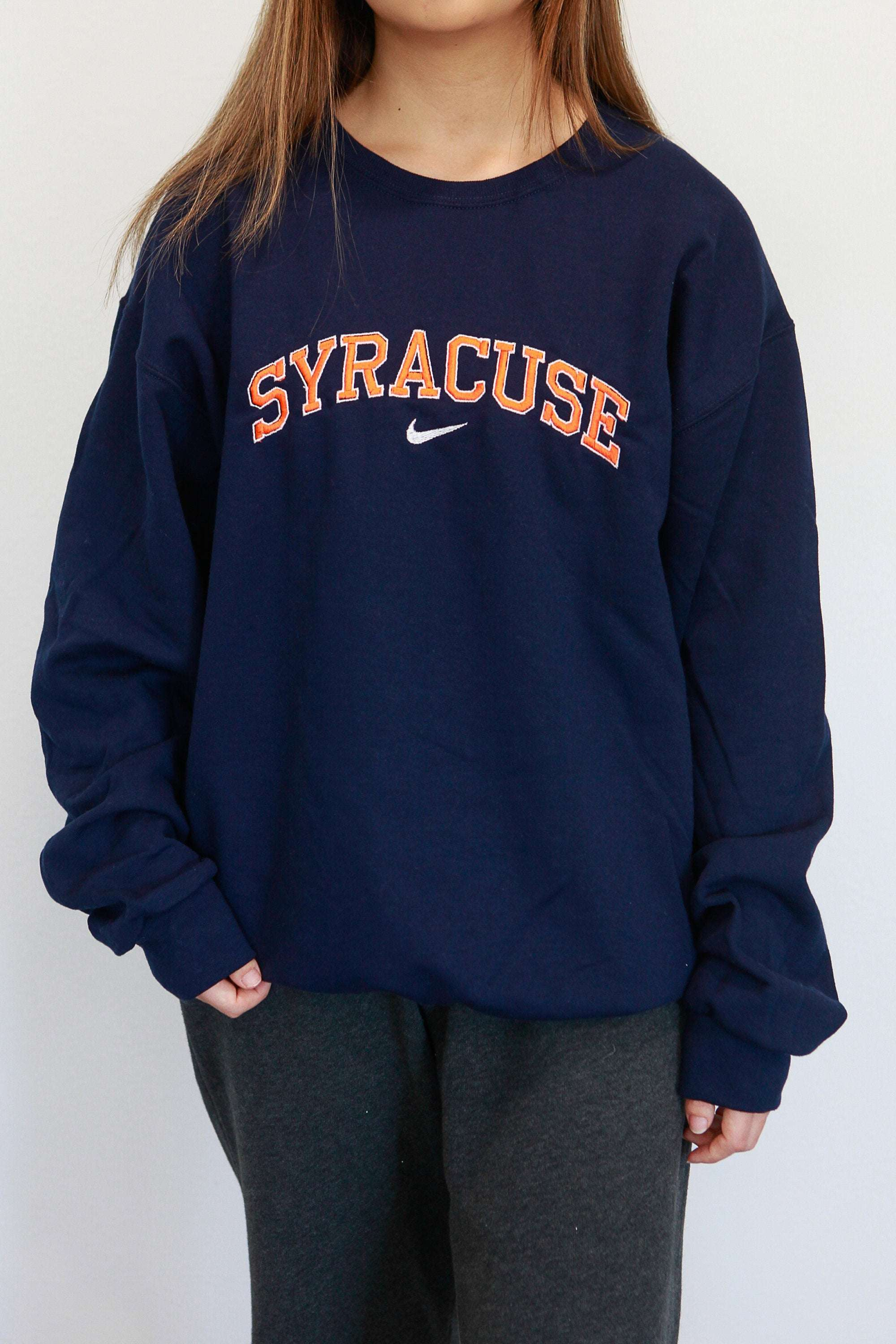 Syracuse Embroidered Embroidery