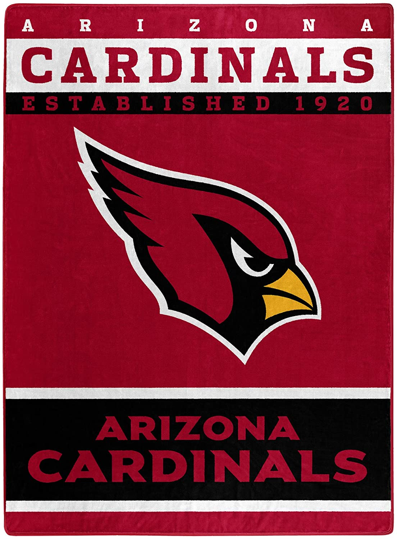 The Officially Licensed Nfl Throw Arizona Cardinals Fleece Blanket