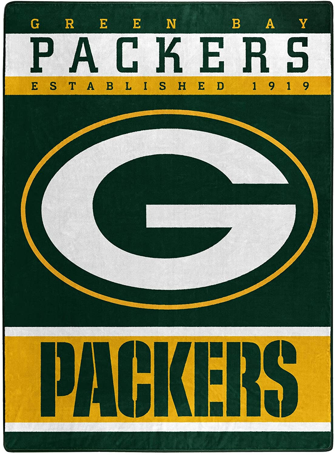 The Officially Licensed Nfl Throw Green Bay Packers Fleece Blanket