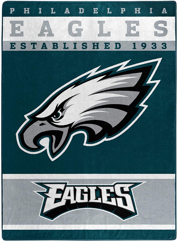 The Officially Licensed Nfl Throw Philadelphia Eagles Fleece Blanket