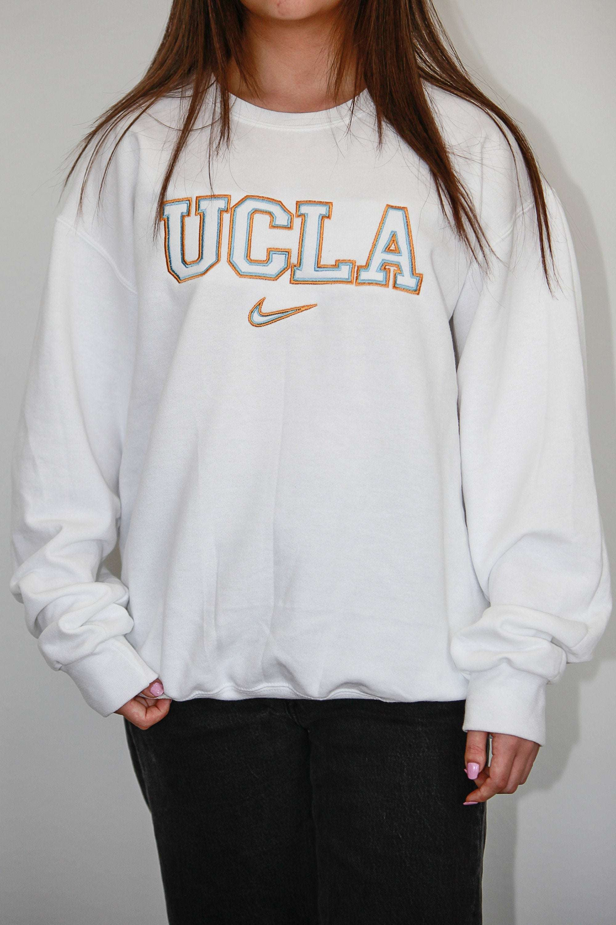 Ucla Embroidered Embroidery