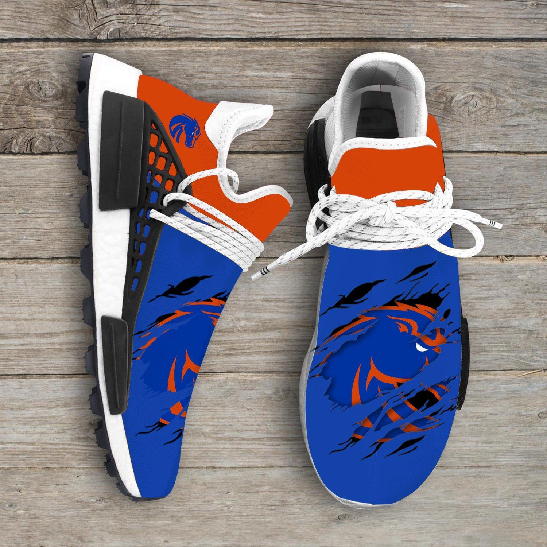 Boise State Broncos Ncaa Ha02 NMD Human Shoes