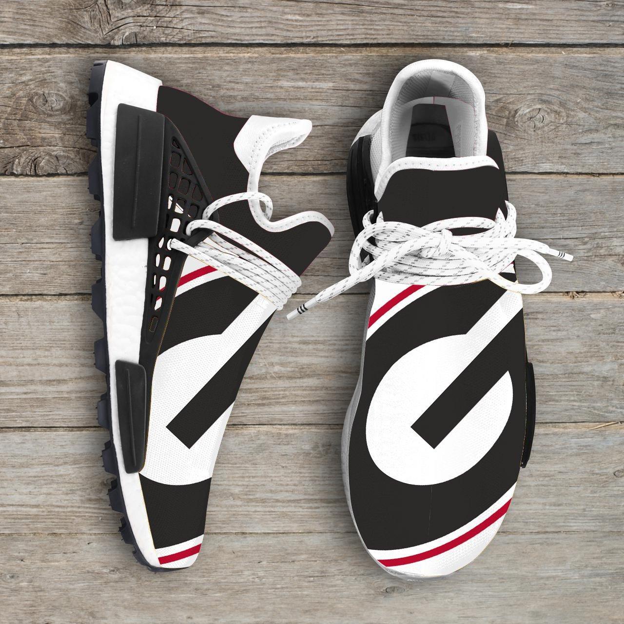 Georgia Bulldogs Ncaa NMD Human Shoes