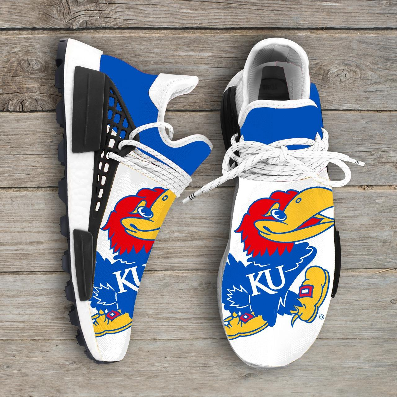 Kansas Jayhawks Ncaa NMD Human Shoes