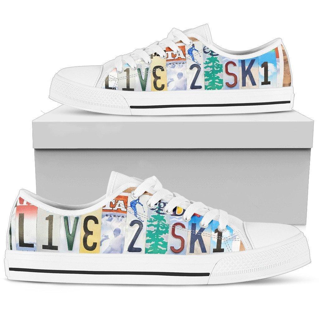 Live 2 Ski Low Top Shoes