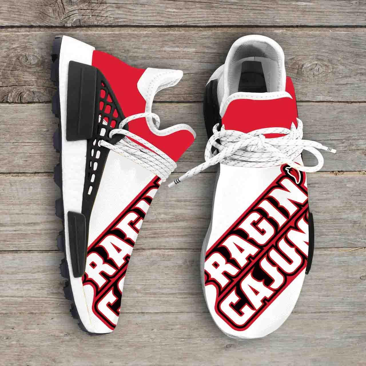 Louisiana Ragin Cajuns Ncaa NMD Human Shoes