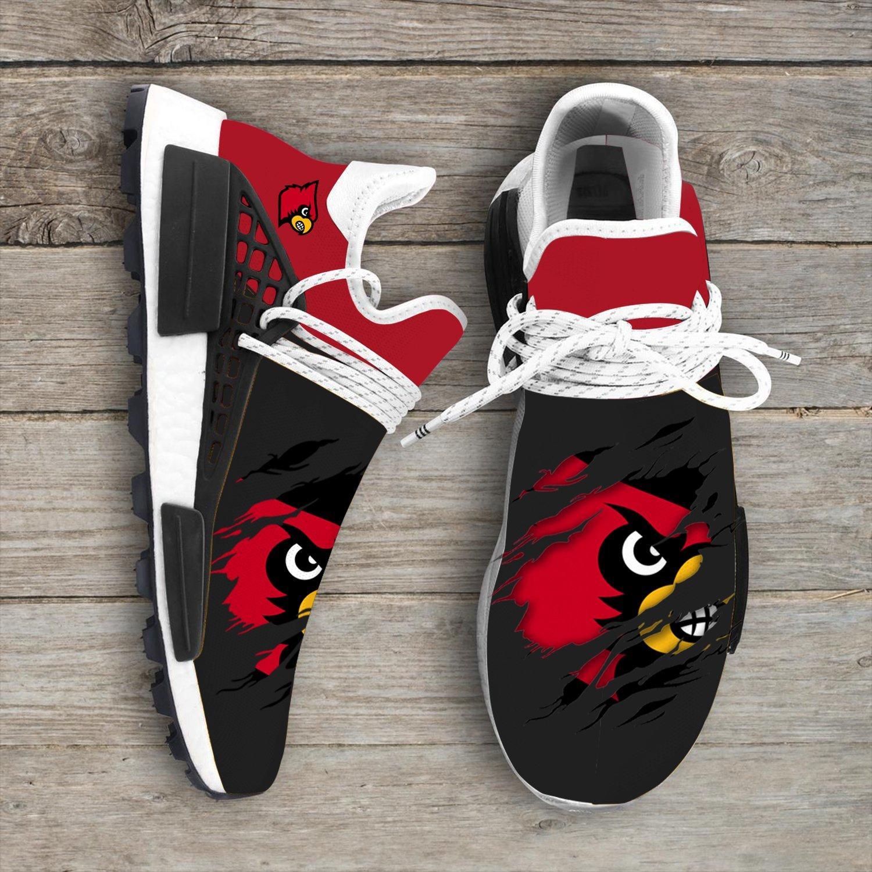 Louisville Cardinals Ncaa Ha03 NMD Human Shoes