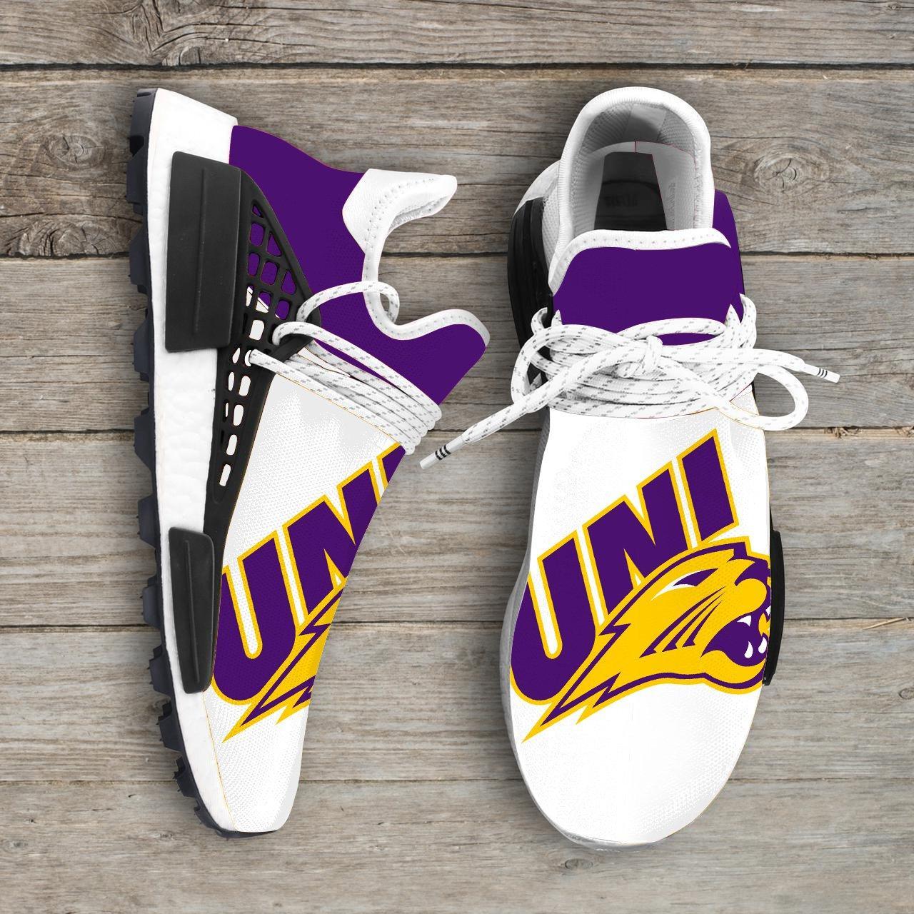 Northern Iowa Panthers Ncaa NMD Human Shoes