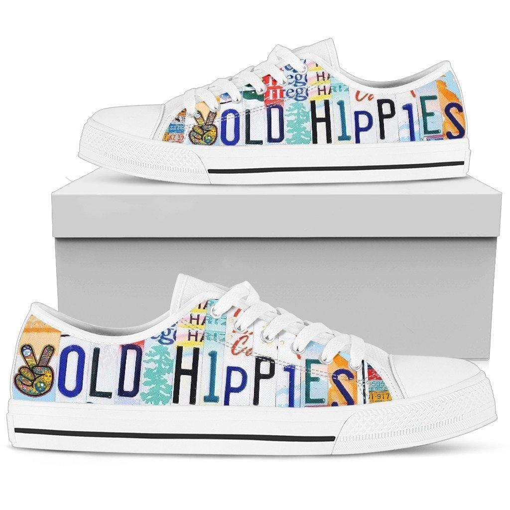 Old Hippies Low Top Shoes