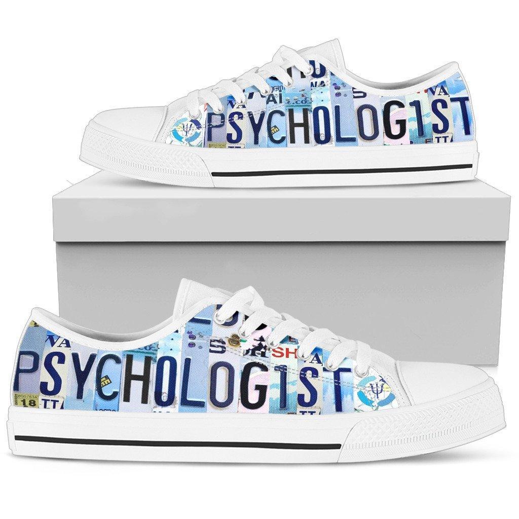 Psychologist Low Top Shoes