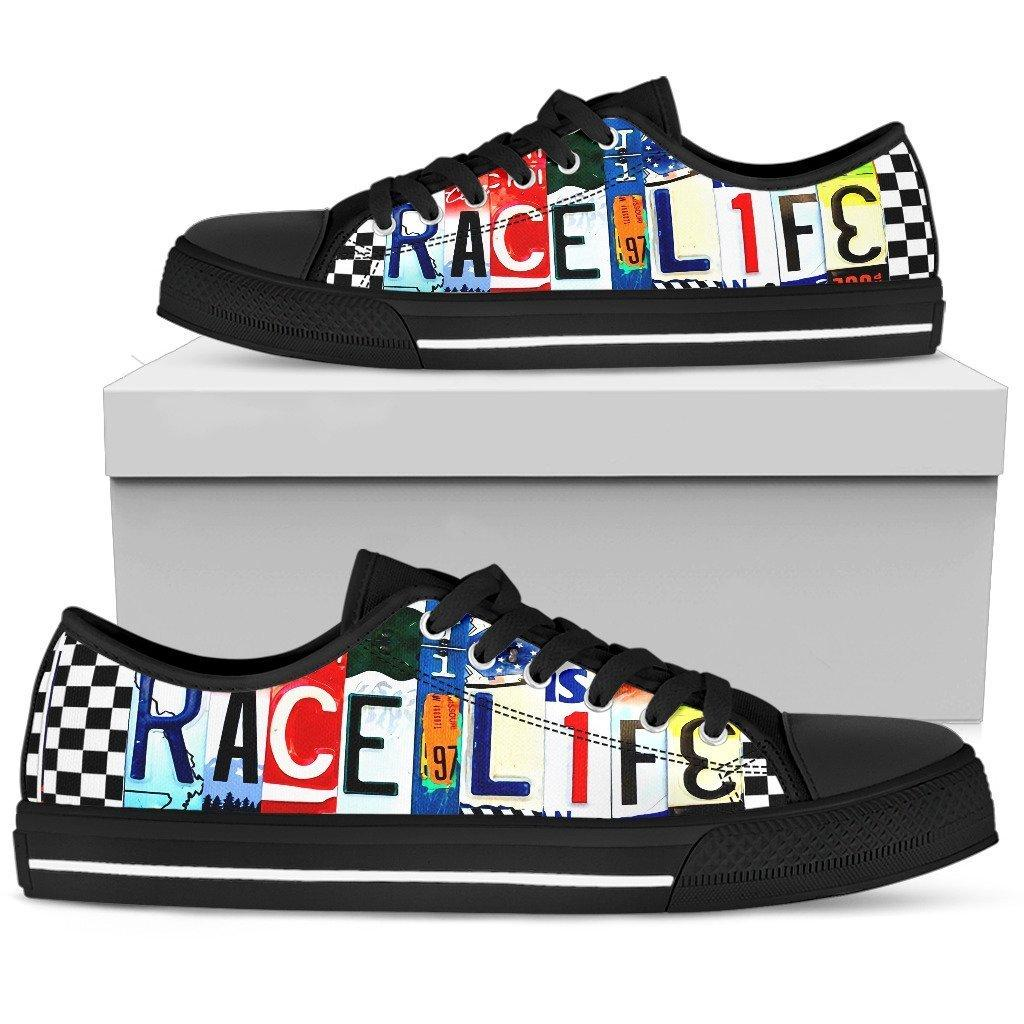 Race Life Low Top Shoes