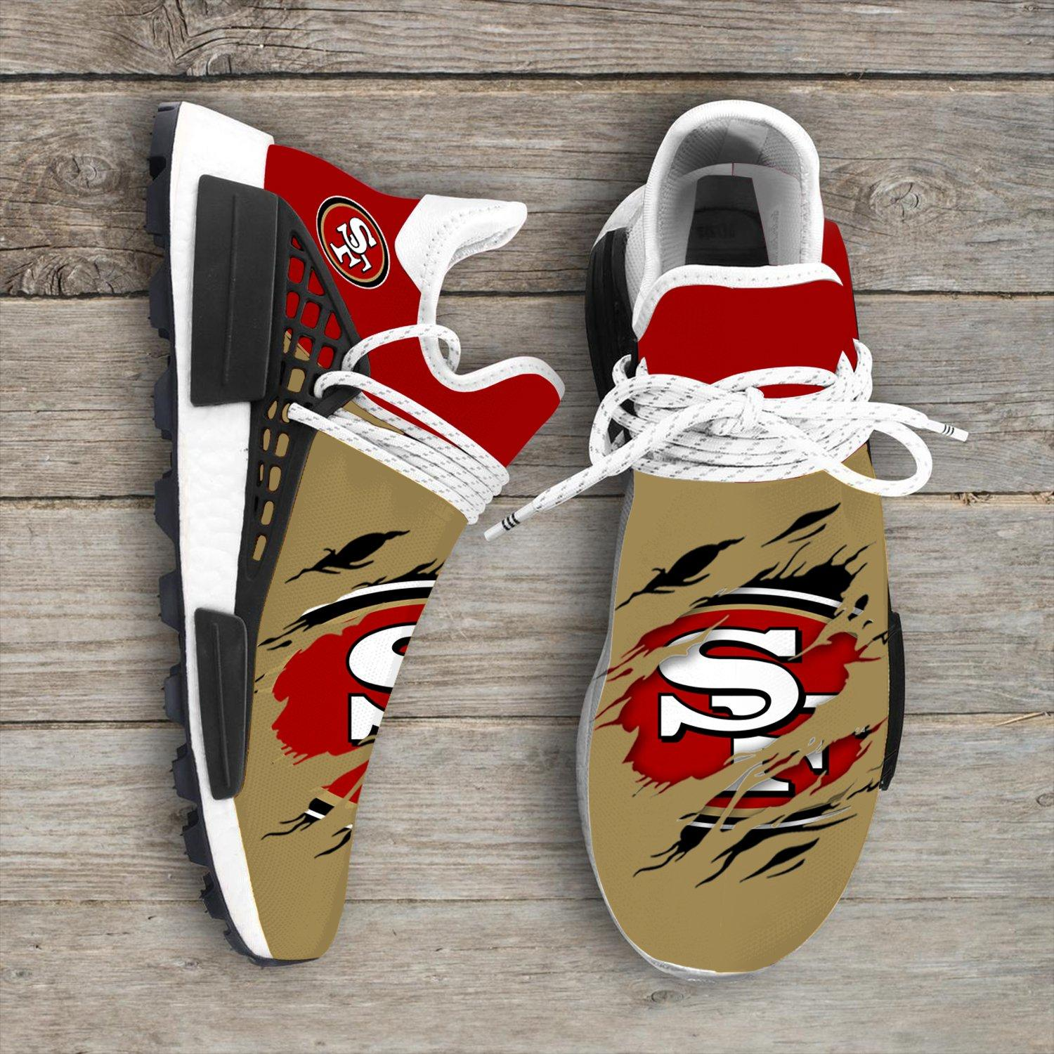 San Francisco 49ers Nfl Sport Teams NMD Human Shoes