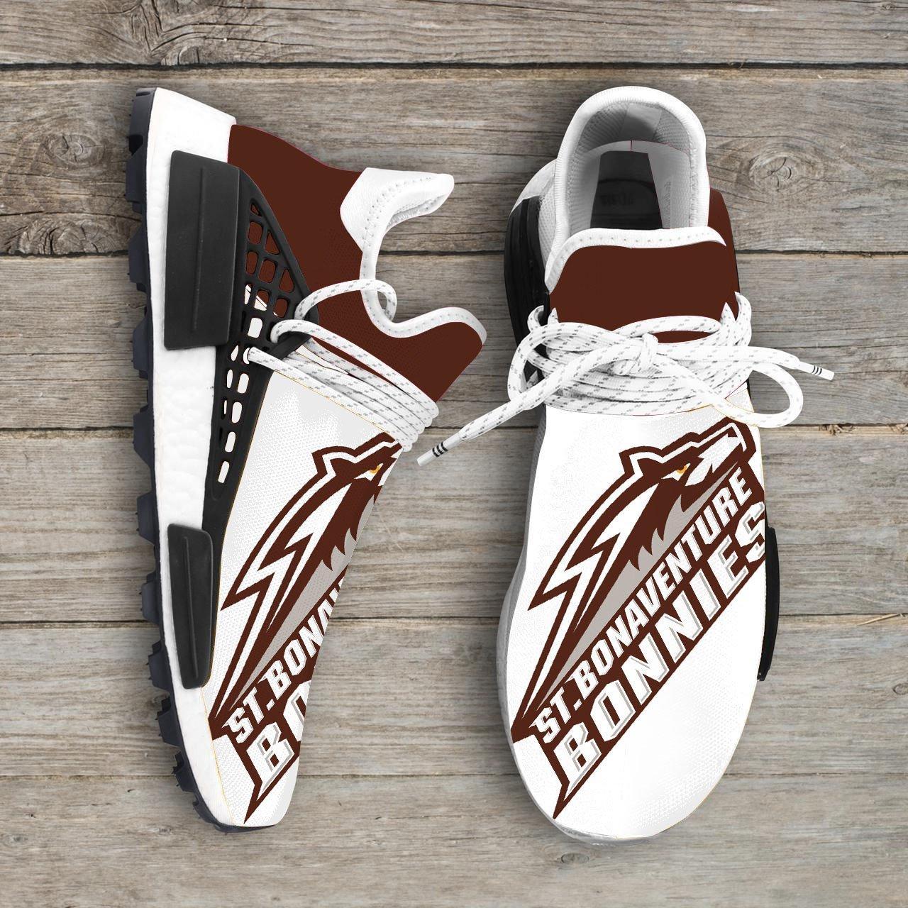 St. Bonaventure Bonnies Ncaa NMD Human Shoes