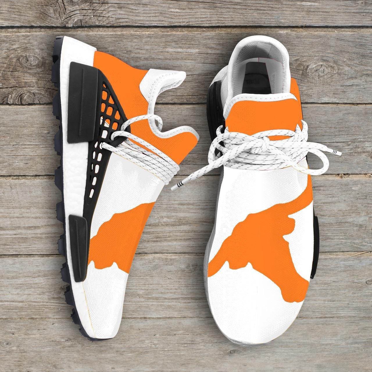 Texas Longhorns Ncaa NMD Human Shoes