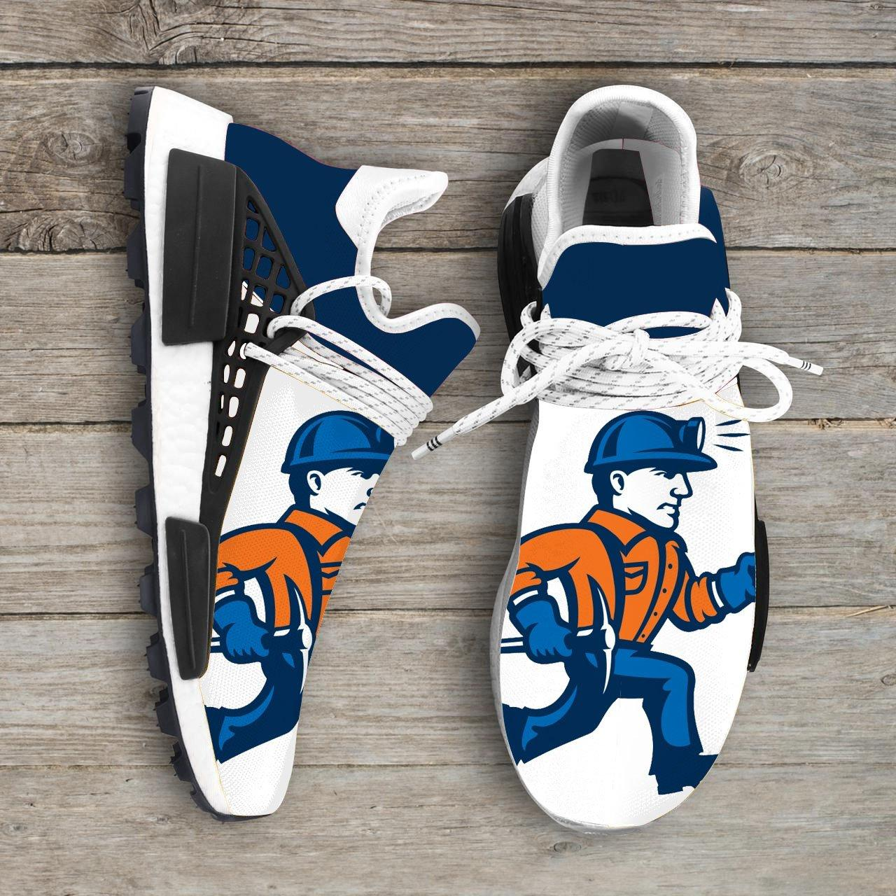 Wisconsin-platteville Pioneers Ncaa NMD Human Shoes