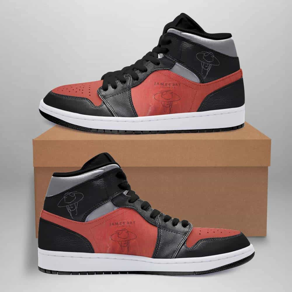James Bay Custom Air Jordan Shoes