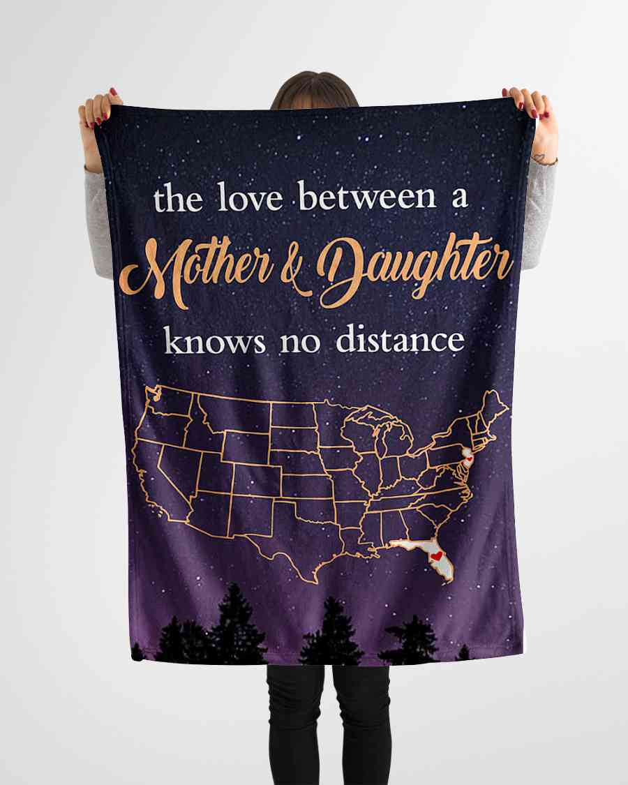 jersey florida the love mother and daughter fleece blanket 1584508545888 Jersey Florida The Love Mother And Daughter Fleece Blanket