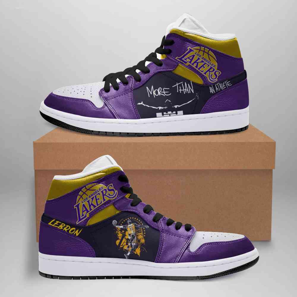 Lebron James Custom Air Jordan Shoes