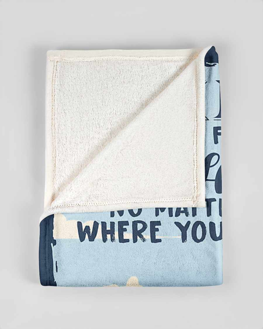 maine that place forever in your heart fleece blanket 1584508443538 Maine That Place Forever In Your Heart Fleece Blanket