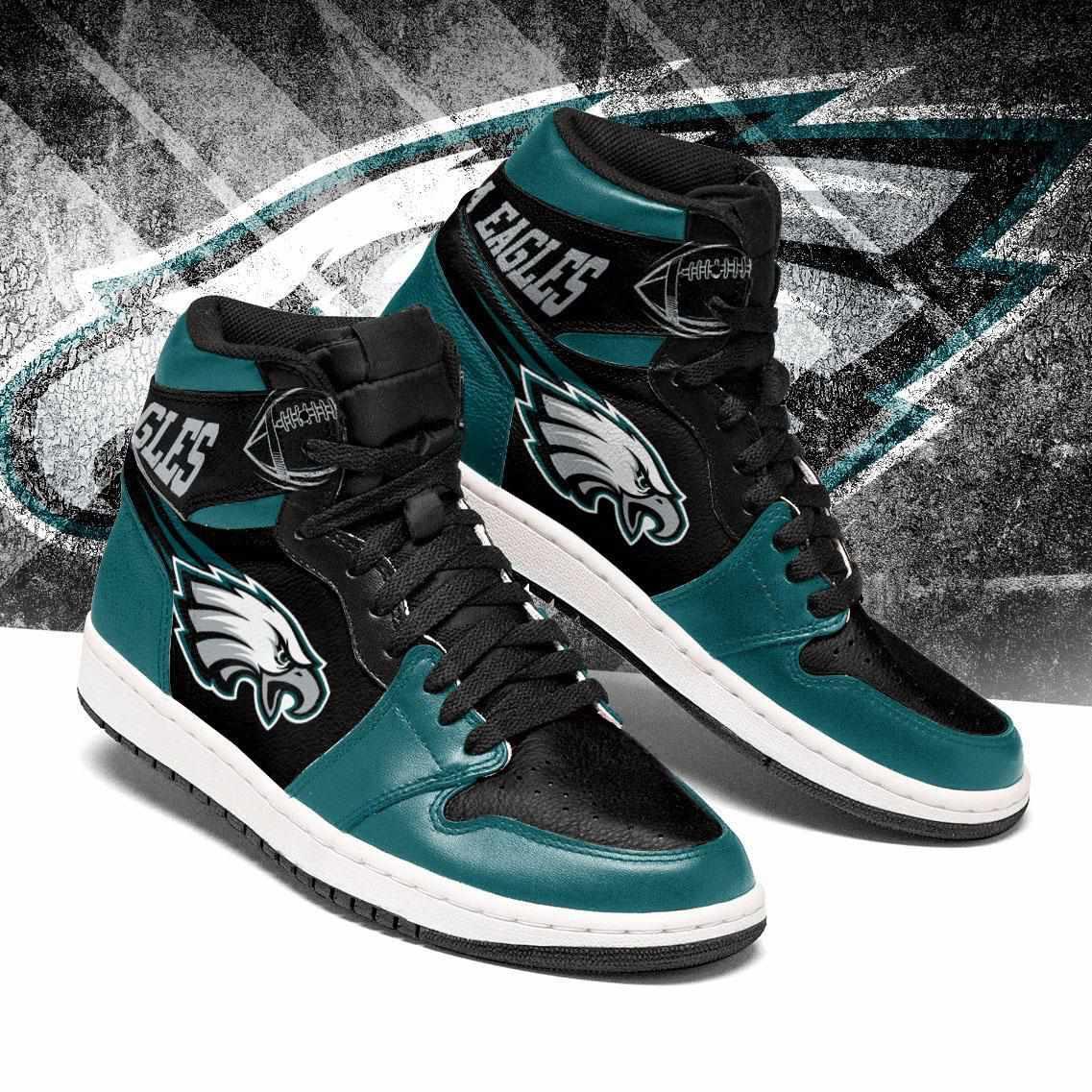 custom eagles shoes cheap online